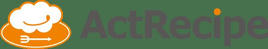 06.ロゴ+ActRecipe(横)-2